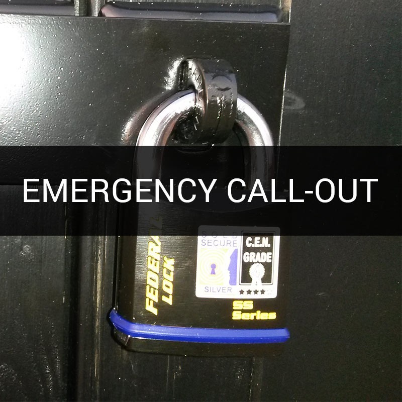 Emergency call-out