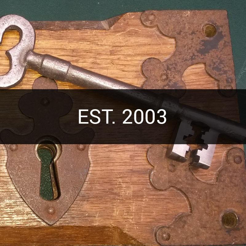 Paul Ashby Locksmith History