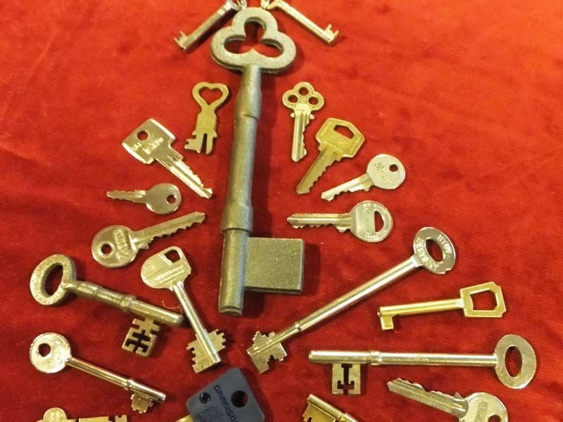On-site key cutting